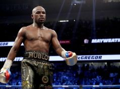 Floyd Mayweather targeted in drive-by shooting that left bodyguard with bullet wound