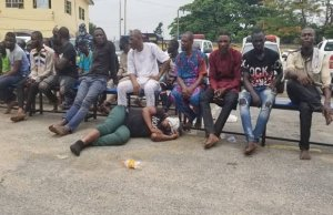 police charge yoruba nation rally suspects