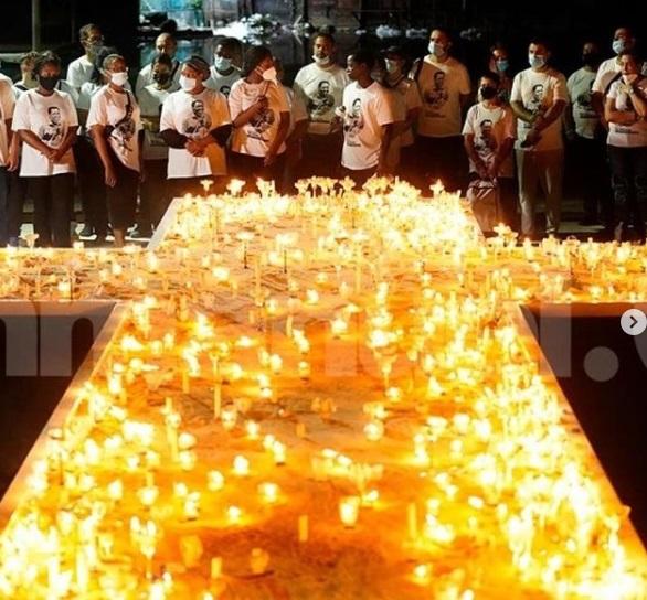 tb joshua candle light possesion