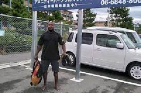 Ugandan weightlifter, Julius Ssekitoleko