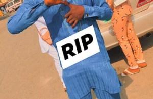 Hoodlums Kill Fresh Graduate In ''an attempt to loot at shoprite Ibadan''