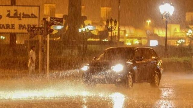 Dubai Creates Artificial Rain to Combat Heatwave