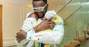 Kizz Daniel Buys His Twins Houses