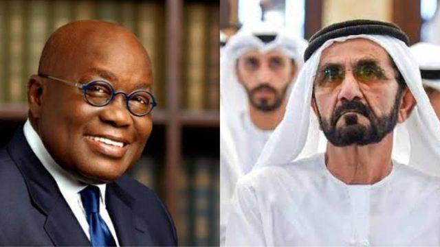 UAE signs visa-free agreement with Ghana