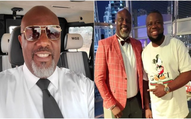 I never asked anyone not to post my picture with Hushpuppi - Melaye silence rumor mongers