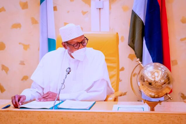 Buhari wants all Nigerians captured on national database