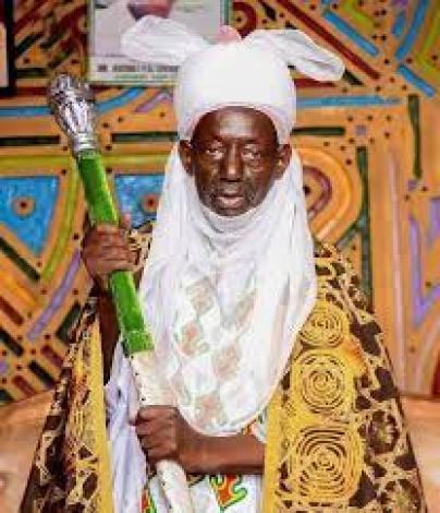 Emir of Gaya, Alhaji Ibrahim Abdulkadir is dead
