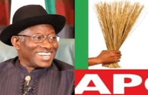 Jonathan's rumour defection to APC, party says we will welcome him and even give him benefits