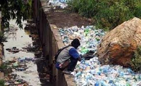 cholera outbreak, Niger, on open deification,