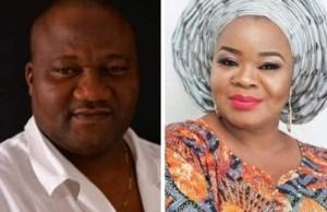 Popular music promoter and Bimbo Oshin's husband Dudu Heritage is dead
