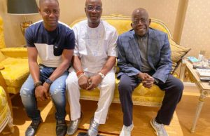 Tinubu excited as Wasiu Ayinde, Isolo LG Boss visits him in London