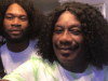 Don Jazzy's dad, brother model for hair seller