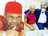 Pete Edochie's son, Uche edochie, covid-19, gbagada covid-19 treatment