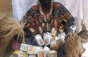 son arrested in Delta over failed attempt to use his mother for rituals