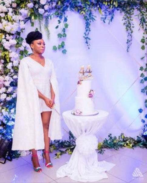 Chimamanda Adichie releases photos from her 44th birthday