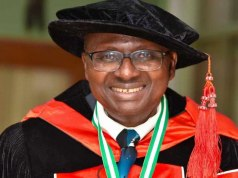 Kayode Adebowale announced as the new Vice Chancellor of University of Ibadan