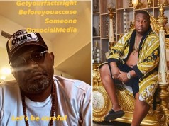 Paul O takes sides with BBN's Maria, warns Cubana Chief Priest