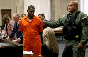 R.Kelly placed on sucide watch following conviction