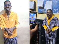 Shatta Wale, 3 others arraigned and remanded for lying singer was shot