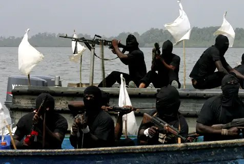 """Gunmen suspected to be Sea pirates on Thursday attacked and abducted four fishermen in Ibaka, Mbo local government area of the Akwa Ibom state. The victims comprising three Ghanaians and one Nigerian were said to be kidnapped just behind the Nigerian Navy, Forward Operation Base (FOB) in Ibaka waterways on their way to the Sea for fishing expedition. A lawyer representing some of the fishermen, Ogunbiyi Oluwajuwon who disclosed this to newsmen in Uyo on Friday said the hoodlums attacked four separate boats and carted away their outboard engines in an operation that lasted for several hours. According to Oluwajuwon, the kidnappers have demanded the sum of N2.5million ransom as condition for their release. He said """" On Tuesday 28th September 2021 in the morning fishermen from Ibaka going to sea for fishing were attacked by Sea Pirates just behind the Nigerian Navy FOB base in Ibaka waterways and operated for hours. """"They attacked four separate boats and carted away their Outboard Engines and Kidnapped 4 persons amongst them are three Ghanaian and one Nigerian who are currently in their custody. The kidnappers are demanding for the sum of 2.5m before they can be released"""" Oluwajuwon who lamented that the attack on fishermen by Sea pirates is becoming a daily occurrence in the area, said that some fishermen have stopped going to Sea for fear of being kidnapped """"Last week more than 5 boats were attacked and over Seven persons were kidnapped. It took the payment of N4million before they were released. """"The activities of these Sea pirates have crippled fishing activities in the Ibaka Community and its environs as Fishermen could not go for fishing due to fear of being attacked. """"In Ibeno last week more than 10 outboard engines were seized by the sea pirates. The Akwa Ibom waterways are no longer safe again"""" he lamented."""