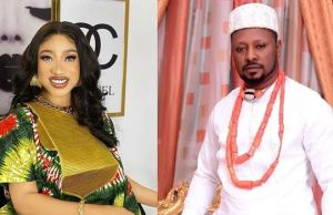 Tonto Dikeh was introduced to me, I was on my own - Prince Kpokpogri speaks again