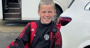 Wayne Rooney's son Kai scores four goals for Man Utd U-12s vs Liverpool