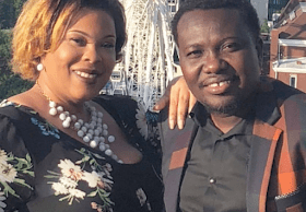 You have placed your side chic above me - Nigerian comedian, Mr Patrick's wife calls him out