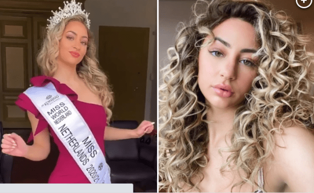 Miss World Netherlands quits pageant final to avoid getting COVID vaccine