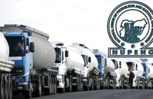 tanker drivers suspend strike