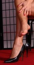 Domina Köln Alina Fetisch Fashion High Heels 022
