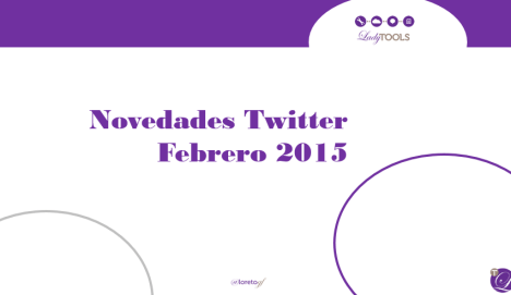 Resumen Twitter del mes de Febrero