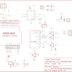 Generator Avr Circuit Diagram Cat5 Telephone Jack Wiring Data-logger Shield For Arduino