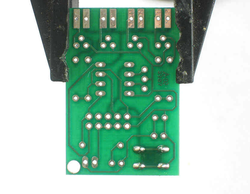 To Get Those Buttons That Are Soldered To The Circuit Board To Line Up
