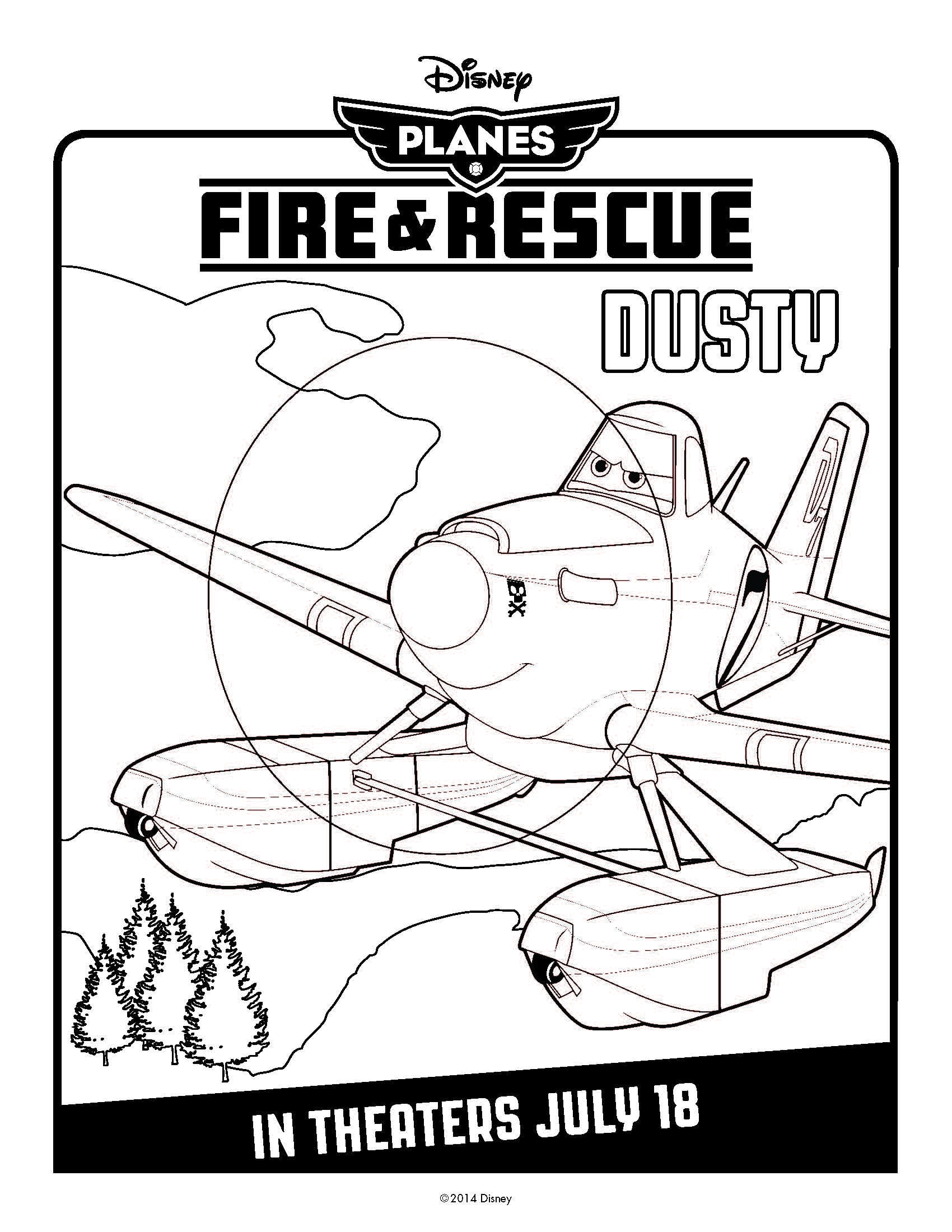 Disney S Planes Fire Amp Rescue Free Downloads And Printables