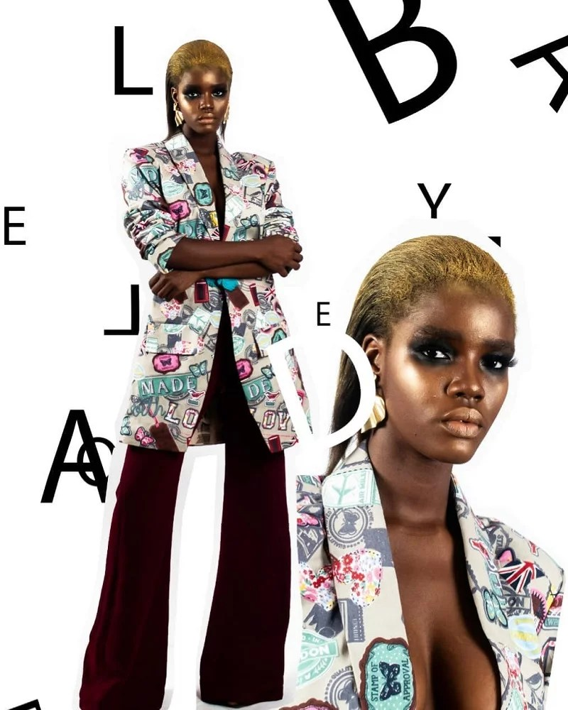 LadyBeellionaire C I T Y Jacket.. UNBOXED PF19 collection.