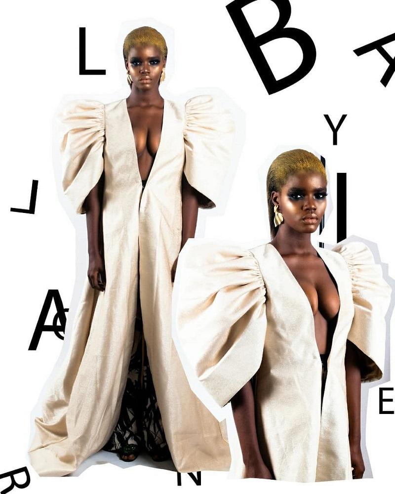 LadyBeellionaire E G O jacket