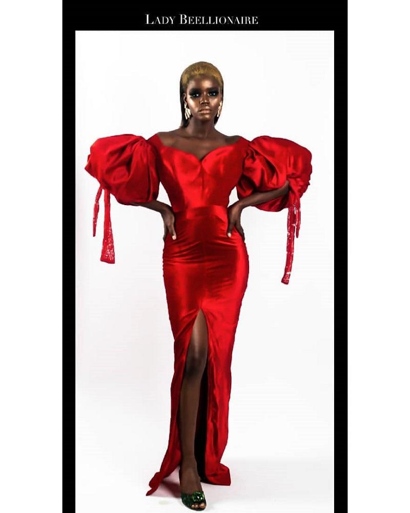 LadyBeellionaire Electra Dress Unboxed