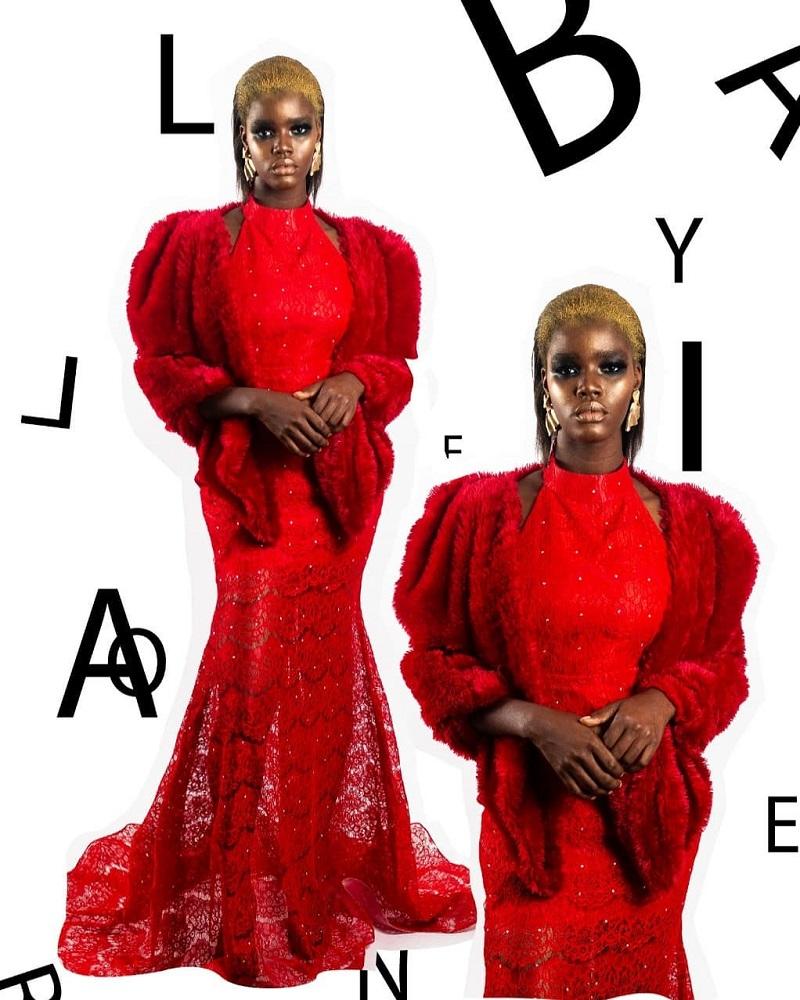 LadyBeellionaire R O S S O