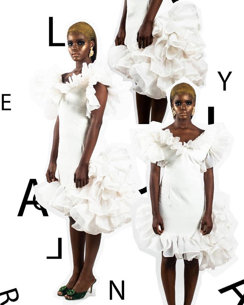 LadyBeellionaire R U F F L E S BLAST came to play