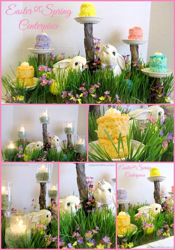 title | Easter Centerpiece
