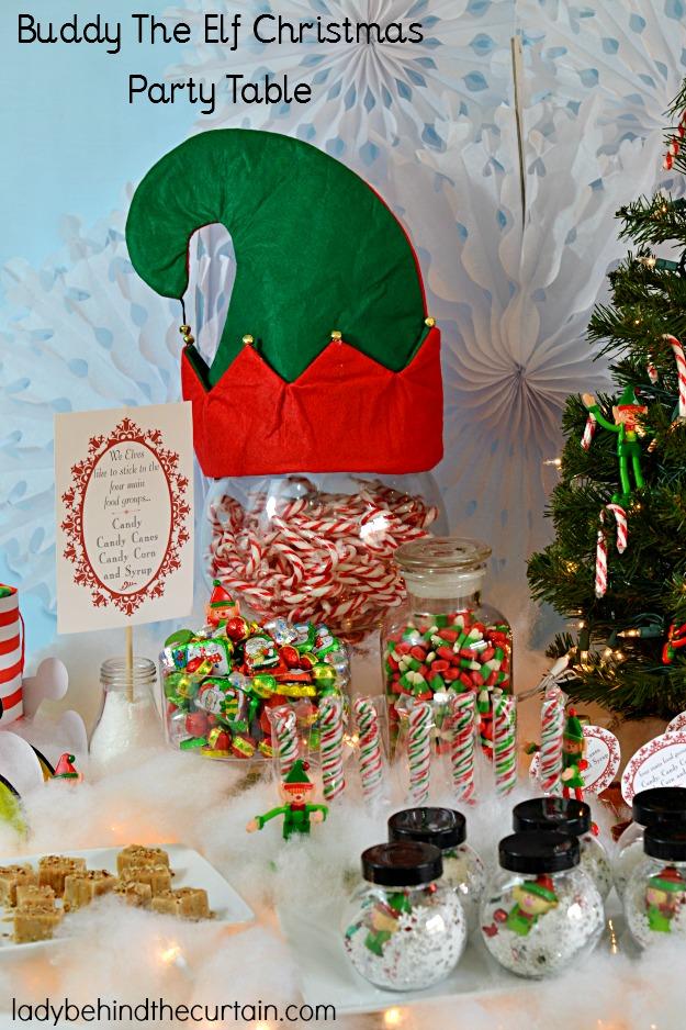 buddy the elf christmas