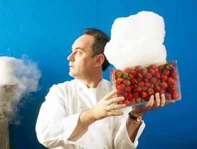 Ferran Adri all39asta la cucina di El Bulli Ladyblitz