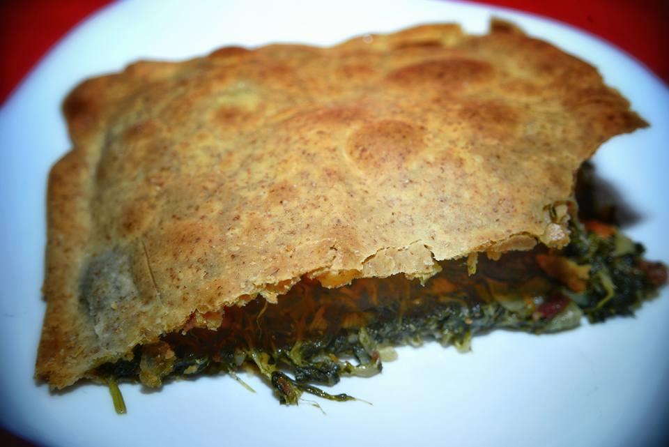 Erbazzone o Scarpazzone Ricetta tipica della Cucina