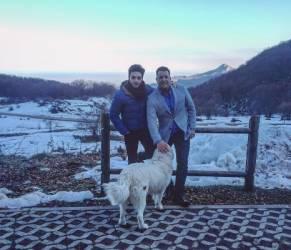 Gianluca Ginoble (Il Volo) ricorda l'amico Roberto, vittima a Rigopiano