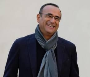 """Sanremo, Carlo Conti: """"Destinerò somma ai terremotati"""""""