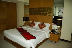 FuramaXclusive Sukhumvit Hotel bedroom