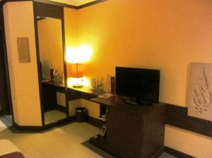 Mercure Hotel Pattaya room with TV