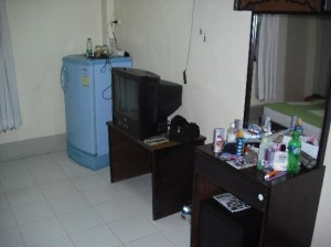 Pineapple Guesthouse room ameniti4es