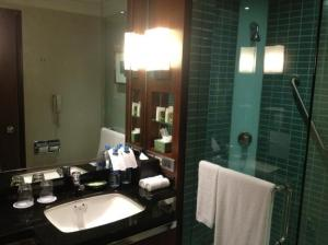 The Westin Grande Sukhumvit toilet