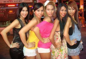 ladyboys in pattaya on soi 13